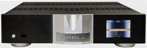 Krell Connect streaming HD device